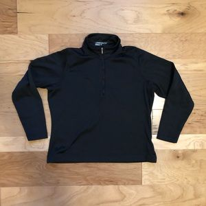 Nike Golf Therma Fit Half Zip Pullover (Large)